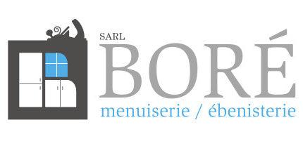 Logo Boré fond blanc